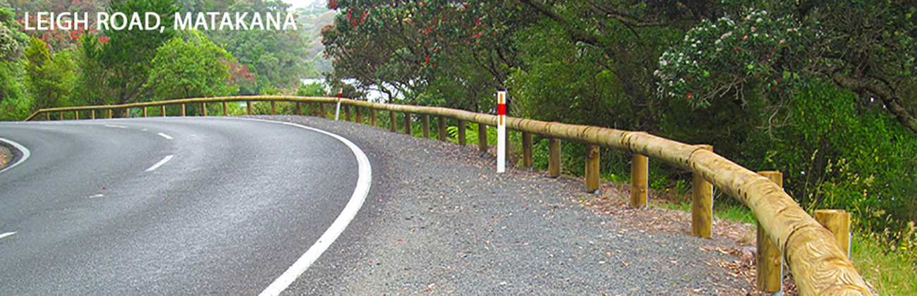 Matakana New Zealand Timber Guardrails